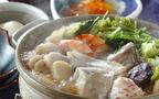 今日の献立はさっぱりお出汁で魚介を堪能「熱々海鮮鍋」