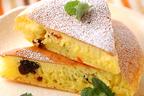 オーブン要らず! HMとフライパンで作る、簡単チーズケーキ