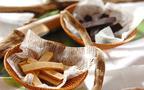 ヘルシー素材で安心スイーツ 2つの味のココナッツガナッシュ