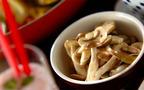 たっぷり作って常備菜に! キノコのガーリックマリネ