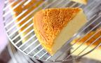 ふんわり感がひと味違う、炊飯器でチーズケーキ