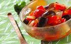 夏野菜をたっぷりチャージ! 簡単「レンジでラタトゥイユ」