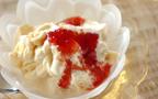 アイスに混ぜるだけの簡単デザート 「バナナアイス」