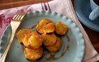 お腹のデトックスに! 「メープルシロップのシンプル大学芋」