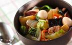海鮮、お肉、野菜の旨みたっぷり! 「具だくさん中華丼」
