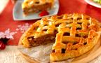冷凍パイ生地で簡単! クリスマスミートパイ