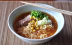 キムチでつくるスープが美味! キムチ味噌ラーメン