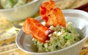 ひな祭りの副菜としても! 爽やかな色合いの、ブロッコリーのマッシュポテト