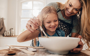 遊び感覚でたのしく料理! 子どもと作る、自家製バター&チーズ