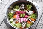 苦手な野菜がおいしくなる! アレンジも広がる作り置き 「春野菜のオイル蒸し」【今日の時短ごはん Vol.1】