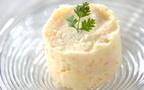 カニの旨みたっぷりの贅沢な一品! カニポテトサラダ