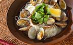 アジアの屋台のあの味! アサリのエスニック素麺