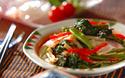 家族みんなが喜ぶ、夏の時短料理「空心菜のオイスター炒め」