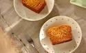 秋のはじめのおやつに! 米粉のシナモンキャロットケーキ
