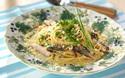 旬の味で手軽に本格イタリアン! サンマのオイルパスタ