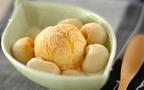 簡単でおいしい! ヘルシーな豆腐の白玉アイス