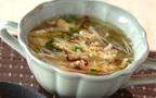簡単で美味しい! ヘルシーなモヤシのふんわり卵スープ