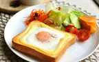 朝食に便利な「マヨ玉トースト」、美味しく焼くにはコツがあった!