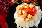 自分好みのおせちを盛りつけ! 華やかな「ちらし寿司」