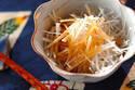 野菜が高い…! 節約が叶うお助けレシピ すだち香る「大根だけサラダ」