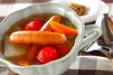 素材の旨みたっぷりのごちそうスープ 「冬野菜のポトフ」