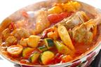 野菜と魚介の旨みが凝縮! シメまでおいしい「トマト鍋」