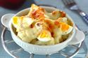 チーズ入りマヨソースたっぷり! こんがり焼いた「カリフラワーのチーズ焼き」