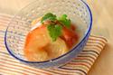 冷たくても温かくてもおいしい 「リンゴの甘酒煮」