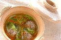ショウガであったか! ふわふわジューシーな「肉団子のスープ煮」