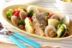 ひな祭りを盛り上げるごちそうレシピ! ハマグリのアクアパッツァ
