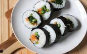 ごま油の風味で食欲アップ! 韓国風のり巻き「たっぷり野菜のキムパ」【今日の時短ごはん Vol.64】