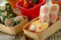 かわいい&食べやすい! ピクニックにぴったりの「ロールサンド」