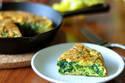 野菜嫌いでもおいしく食べられる! 「ぎっしりほうれん草のスパニッシュオムレツ」