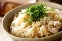 """""""旬""""を楽しむ一品! 素材の味が際立つ「鮎ご飯」"""