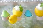 材料3つのお手軽デザート! かき氷のような「レモンのグラニテ」