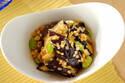 電子レンジでカンタン! ナスと枝豆の中華風サラダ