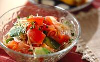 蒸し暑い日に食べたい、 サッパリとしたサラダレシピ5選