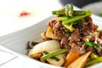 スタミナ満点! 野菜もたっぷり「牛肉の中華炒め」