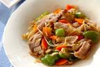 野菜とお肉がたっぷり! ボリューム満点「豚肉とモヤシの照り焼き炒め」