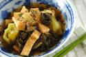 トロトロ食感で優しい味わい 冷めても美味しい「チンゲン菜の煮浸し」