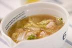 クタクタになった白菜が美味! 「鶏と白菜のスープ」