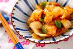 魚も野菜もたっぷり! 簡単中華「白身魚の甘酢あん」がほどよい酸味で美味