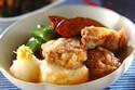 コスパもお腹も大満足!「鶏肉と豆腐の揚げだし風」
