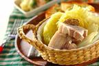 キャベツもお肉も柔らか!「春キャベツと豚バラのトロトロ煮込み」