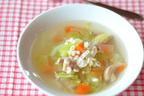 優秀食材をスープにプラス! 「押し麦入りスープ」