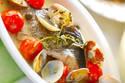 フライパン1つで簡単!アサリのお出汁が美味しい「アクアパッツァ」