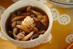 夏の定番をさっぱりとアレンジ 「豚肉とシメジのつけ素麺、スダチの香り」