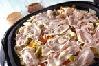 これ1品で栄養ばっちり! みんなで楽しく食べられる「豚肉とたっぷり野菜の蒸し焼き」
