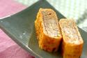自然の甘さが優しくおいしい 「メープル卵焼き」