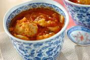 暑い夏にアツい一品! 冷房に負けないカラダに「鶏団子のキムチスープ」